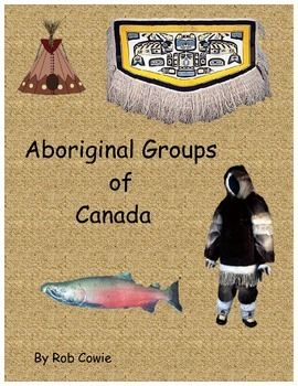 Aboriginal; First Nations; Native; Indigenous Groups of Canada is a snap shot of the six main cultural regions of Canada. It is perfect for ESL, ELL, EAL and Learning Assistance students.  Each Aboriginal group has a corresponding fact sheet. The students cut out each fact and glue them under the appropriate heading.