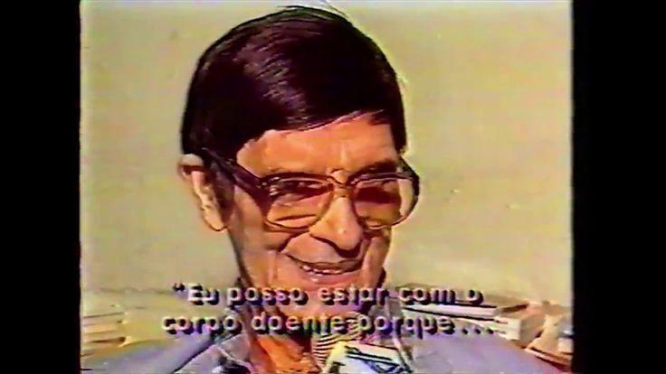Chico Xavier: Reportagem do Fantástico (1991)