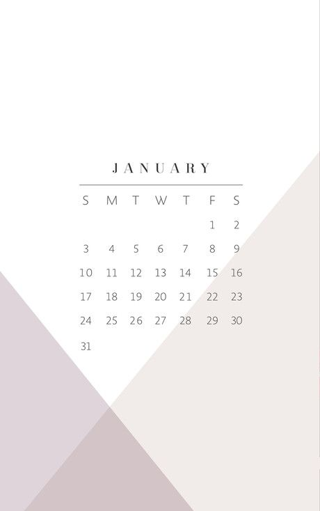 Iphone Calendar Wallpaper January : January phone desktop background wallpapers from may