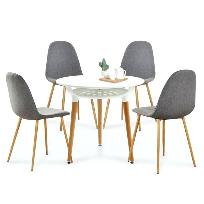 Round Modern Dining Tables Round Family Dining Table