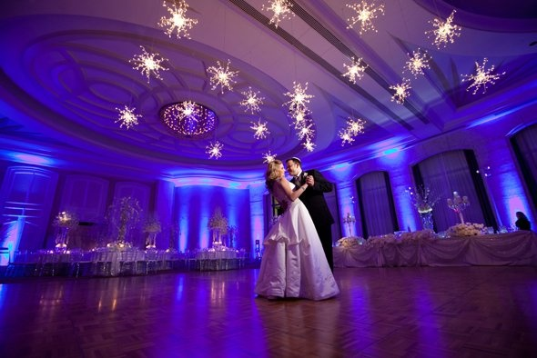 Star Themed Wedding Decorations