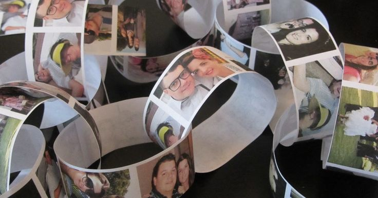 loryn loves...: First Anniversary Paper Chain
