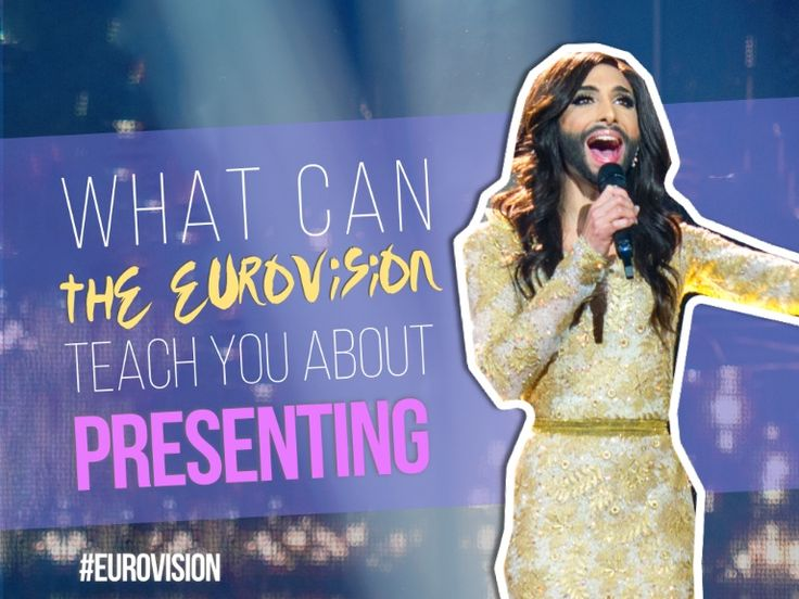 What Can The #Eurovision 2015 Teach You About Presenting