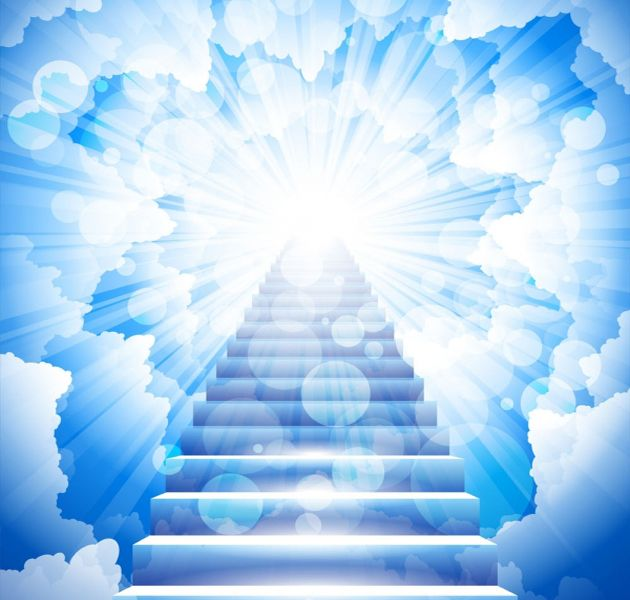 stairway to heaven background - photo #24