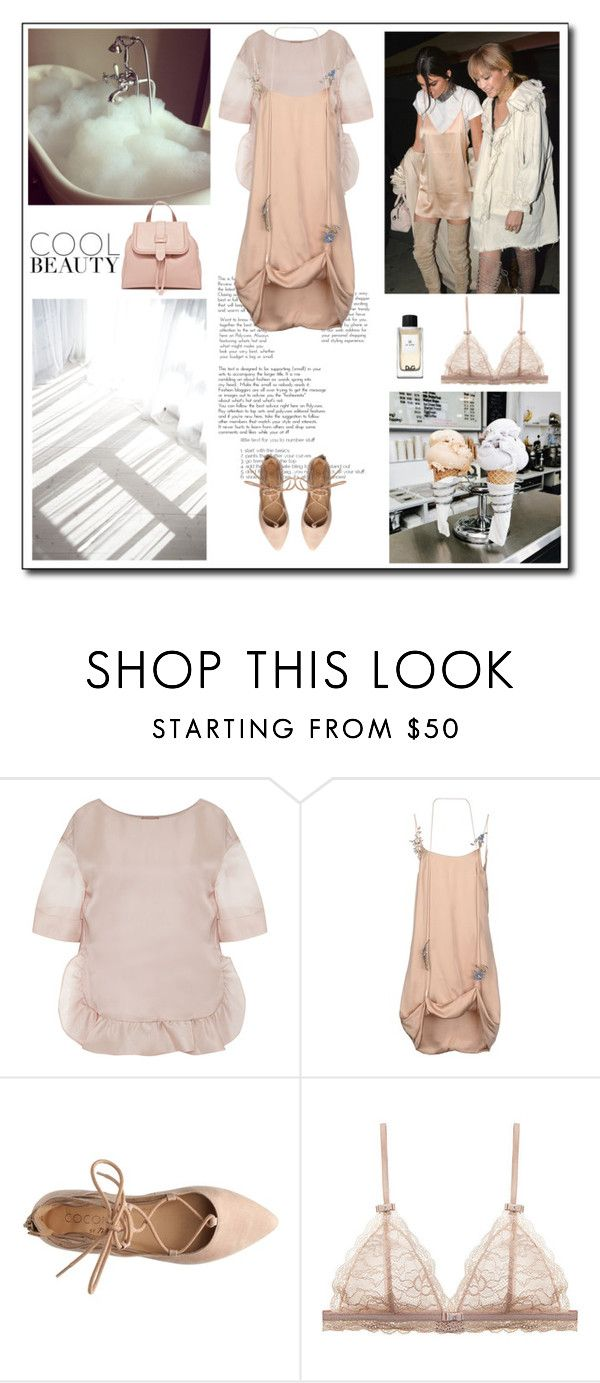 """""""I am very, very sorry for the terrible distress that I have caused you."""" by icedoll ❤ liked on Polyvore featuring Prada, N°21 and Christopher Kane"""