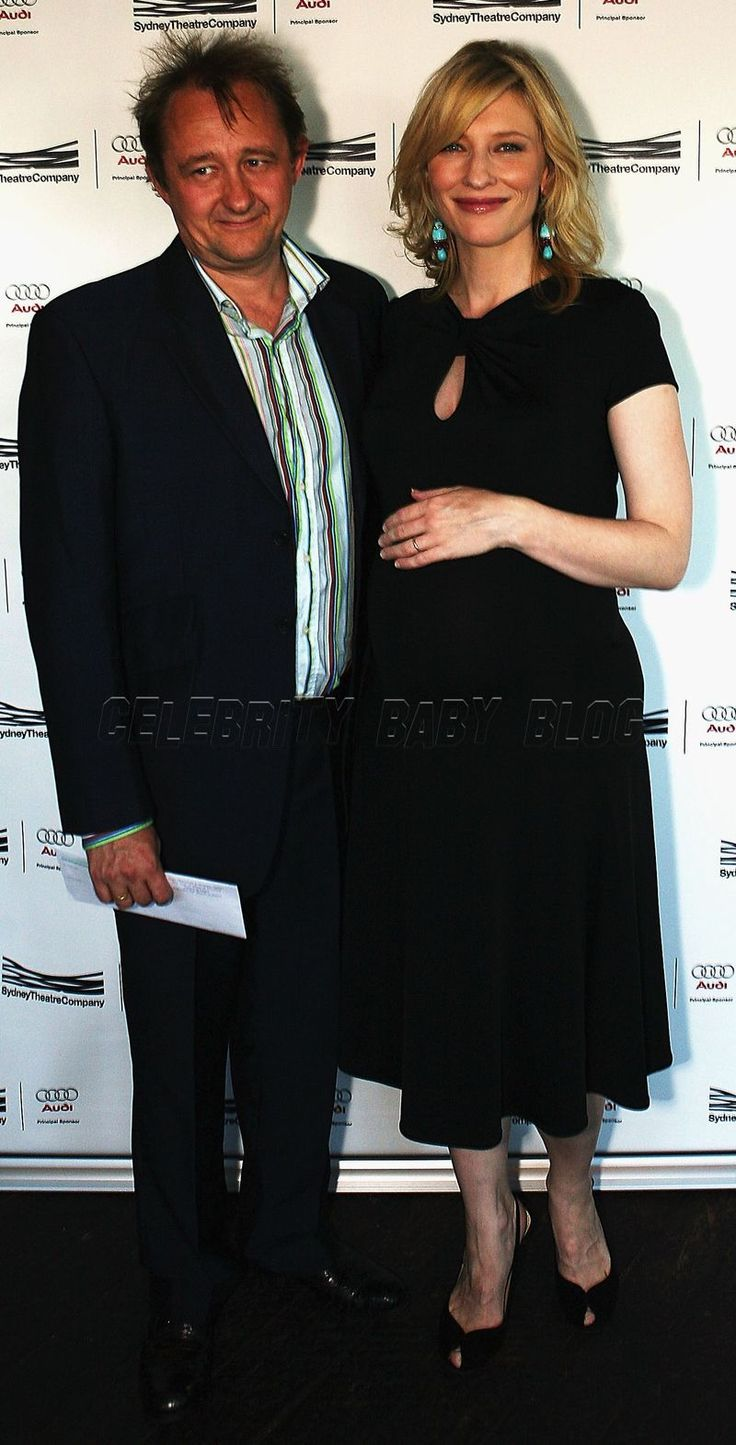 Cate Blanchett and husband Andrew Upton at premiere of The Year of MagicalThinking http://celebritybabies.people.com/2008/03/30/cate-blanchet-1-5/
