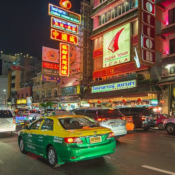 Bangkok - Tajlandia - China Town