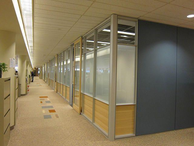 DIRTT Wall Systems 1