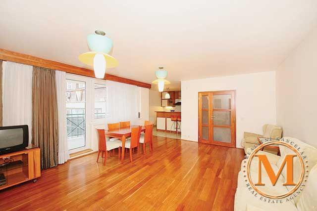 Krásný světlý byt 4 + kk/B, 118 m2, OV, novostavba, garáž. stání | Reality Mix 7.100.000 - v kapslovně, Žižkov