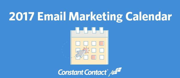 Itu0027s Here Your 2017 Email Marketing Calendar - what is a marketing calendar