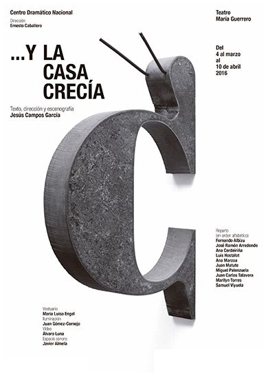 CDN 2015 / 16 : Isidro Ferrer