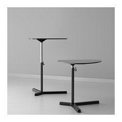SVARTÅSEN Laptopgestell - schwarz - IKEA