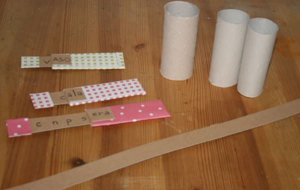 Toilet paper rolls - 101 and more crafts for kids