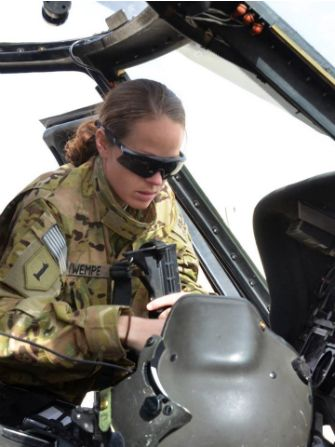Science: Female Helicopter Pilots Are Better Than Men #Refinery29