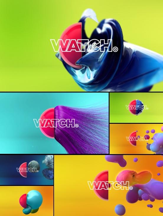DixonBaxi's WATCH Channel rebrand