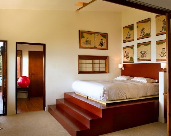 Malibu Architectural   Asian   Bedroom   Los Angeles   By Tracy Murdock  Allied ASID