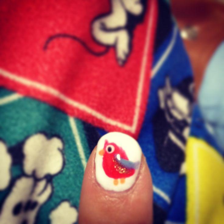 Birdie nail
