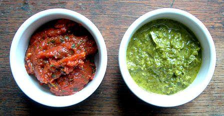 Чатни (индийская кухня)