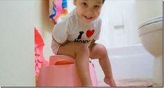 Método eficaz para habituar seu filho a usar o banheiro e deixar a fralda em apenas 3 dias! | Cura pela Natureza