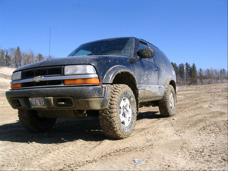 1999 chevy s10 blazer   1999 Chevrolet S10 Blazer - Winnipeg, MB owned by birds4life Page:1 at ...