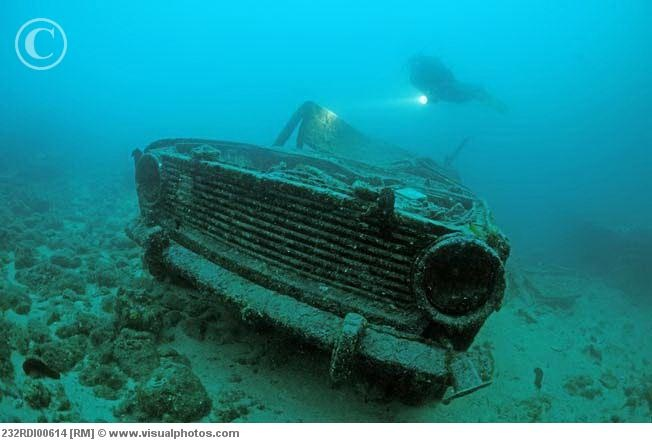 Cars Found Underwater : Best images about under the sea on pinterest ontario