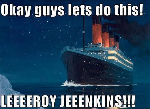 You have to play World of Warcraft to understand this but to those of us nerds...it's pretty funny.