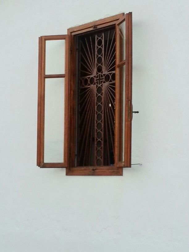 Church window,  Skopelos