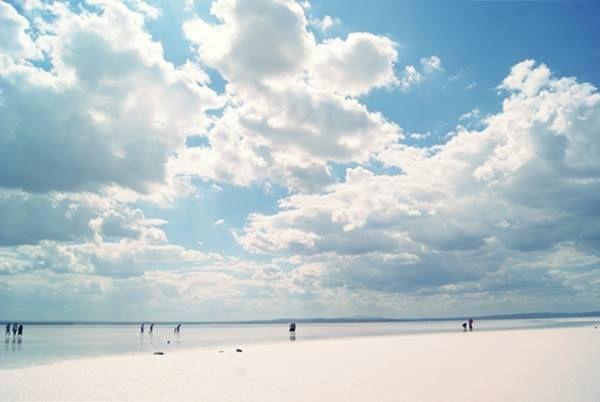 Lago de Sal - Fotografia: Susana Cresci Ayub