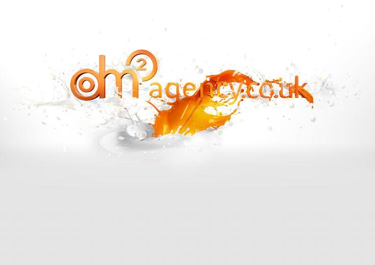dm2agency - ilustration design Agency: Creativehead.info, Artist: Hubert Paderski (webdesigner1921)