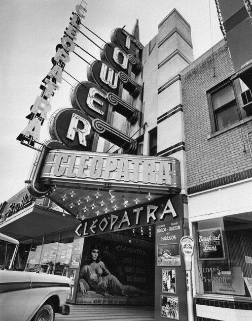 The Tower Theater - Oklahoma City - 1963