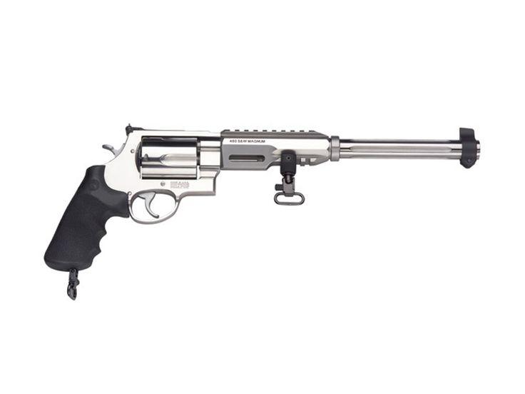 """Wolverine Supplies - Online Gun Store   Product Details   Smith & Wesson 460XVR .460 S&W Magnum 12"""""""