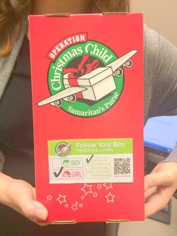 25+ best ideas about Operation christmas child labels on Pinterest