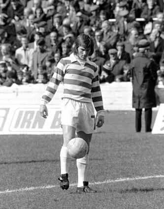Kenny Dalglish Celtic 1973