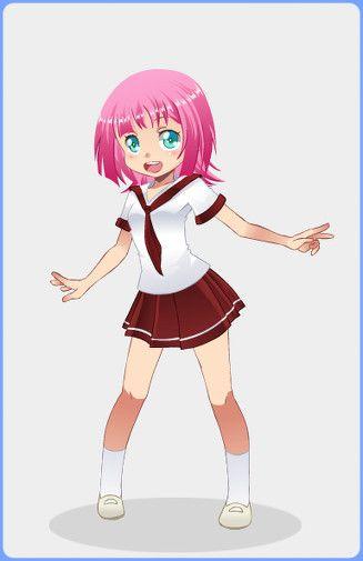 Crea tu avatar anime online con Avatar Creator - macrojuegos.com                                                                                                                                                                                 Más