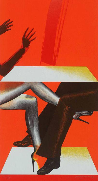 Allen Jones, IV, 1976