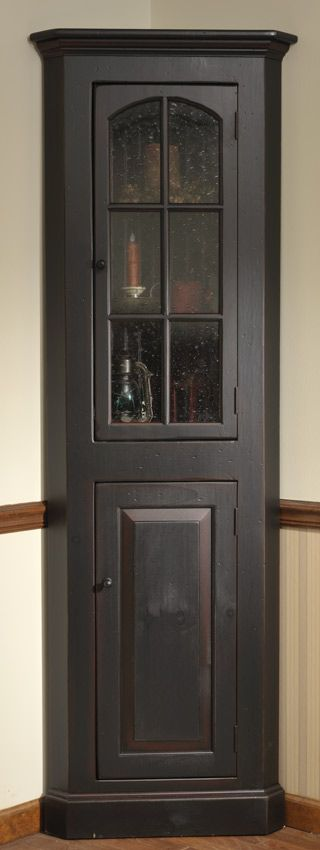 83 best images about corner bar cabinet on PinterestIn the