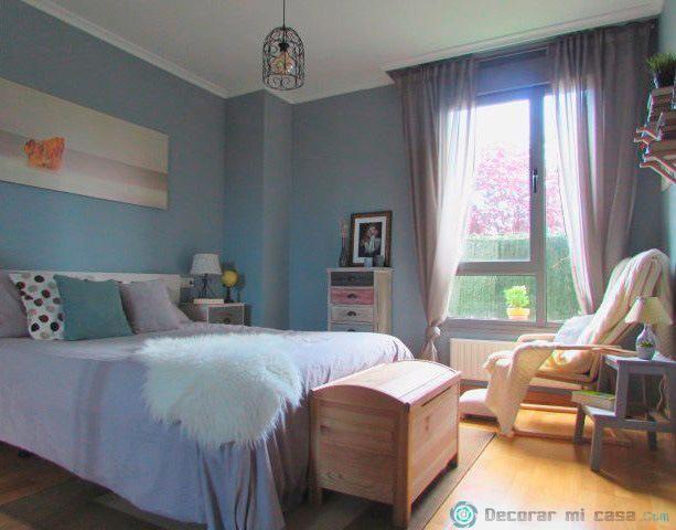 Mi dormitorio con algunos cambios para La Casa Del Año   Decorar tu casa es facilisimo.com