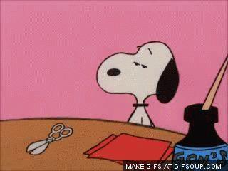 snoopy animation | Snoopy Animated GIF | GIFs - GIFSoup.com