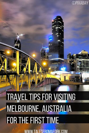 Headed to Melbourne for the first time? Check out these travel tips such as using the tram within the Central Business District and where to eat authentic and fresh sushi! Click through for all tips.