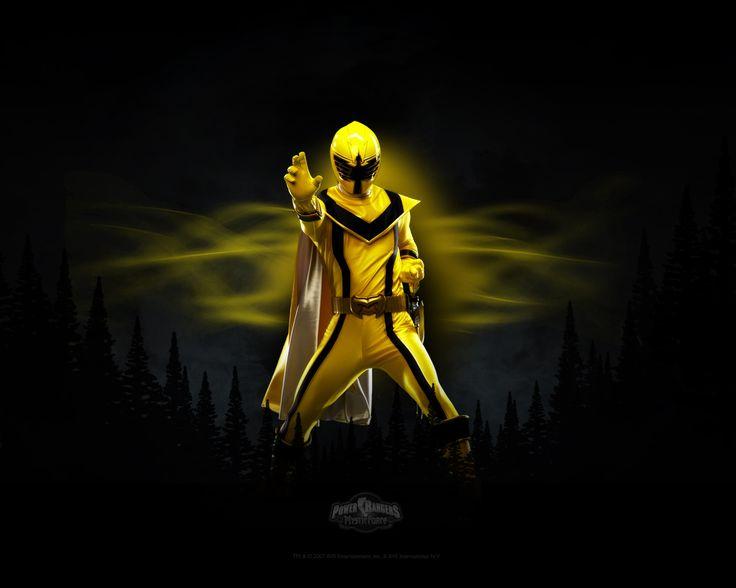#MysticForce #YellowRanger