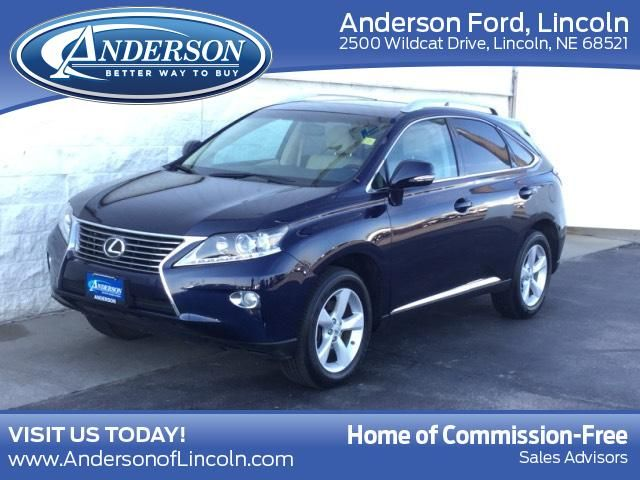 Anderson Auto Group offers this Used Lexus RX 350 Sport Utility for sale in Lincoln, NE. Anderson of Lincoln - North offers a wide selection of Used Lexus cars, trucks, & suvs near Lincoln, Omaha, Beatrice.