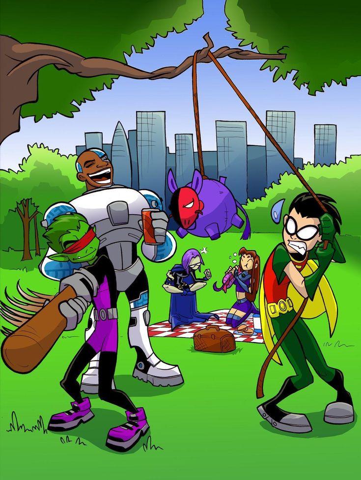 Best 25 Teen Titans Series Ideas On Pinterest  Original -7992