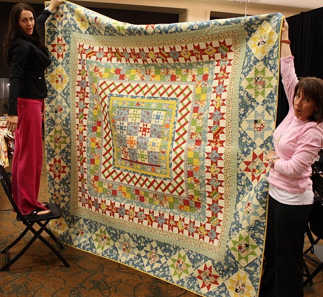 HUGE and AMAZING quilt