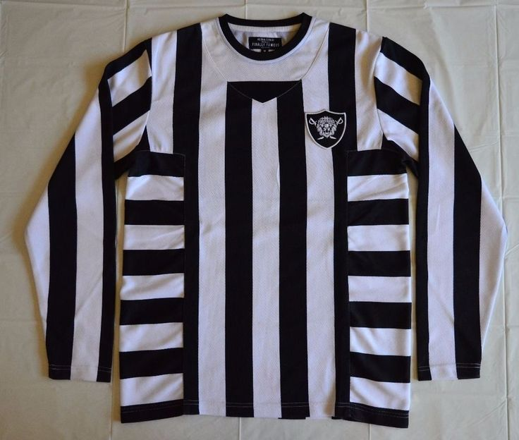 SAMPLE Aura Gold Big Sean Finally Famous Black/White Stripe Soccer Jersey L/S M…