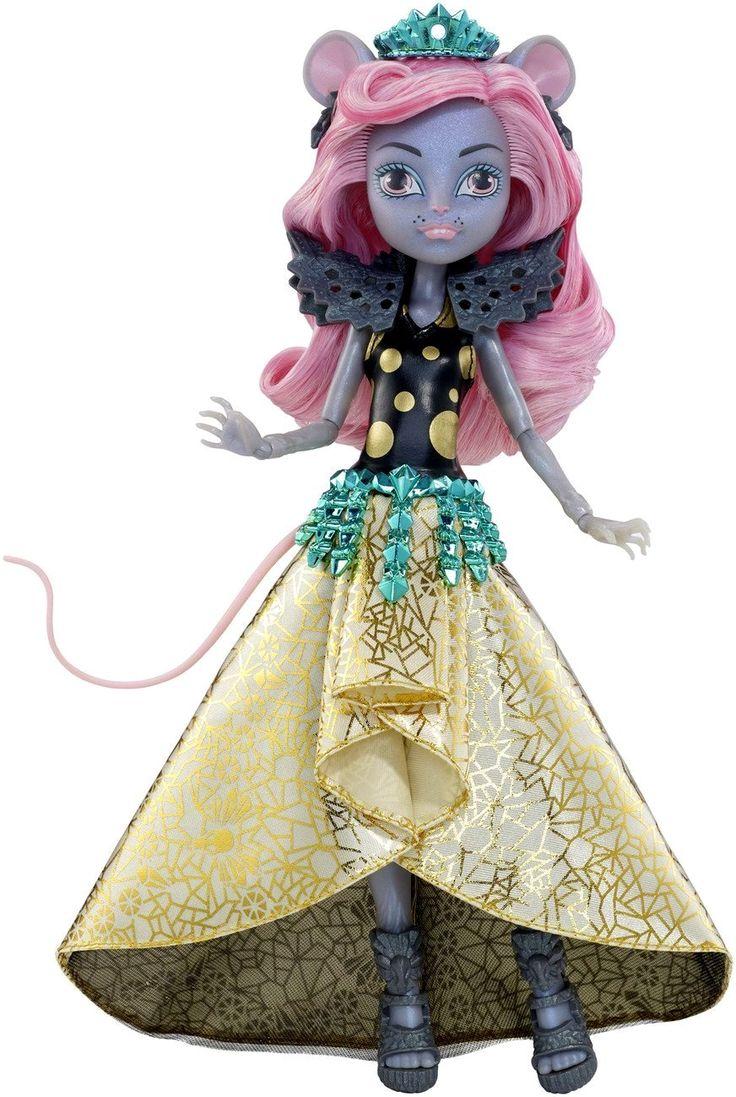 "Monster High, Boo York, Boo York - Gala Ghoulfriends, Mouscedes King fashion doll. Монстр * Монстер Хай, кукла Мауседес Кинг базовая из серии: ""Бу-Йорк, Бу-Йорк: Праздничные Монстродрузья"""