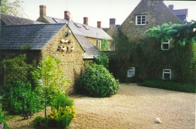 Pigeon Cottage Hook Norton, England in the Cottswolds. This is one of the places we stayed for our fantastic Millennium celebration.