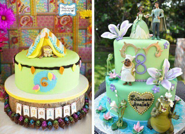 gâteaux à étages originaux et adorables