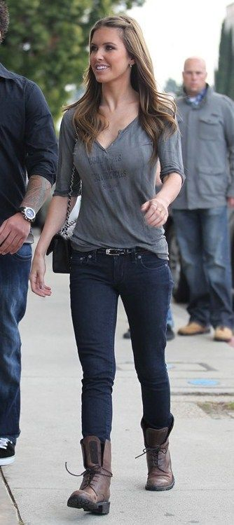Audrina Patridge Shopping in West Hollywood February 23 2011
