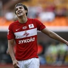 #22 Artem Dzyuba-best russian soccer player(Spartak MSC)