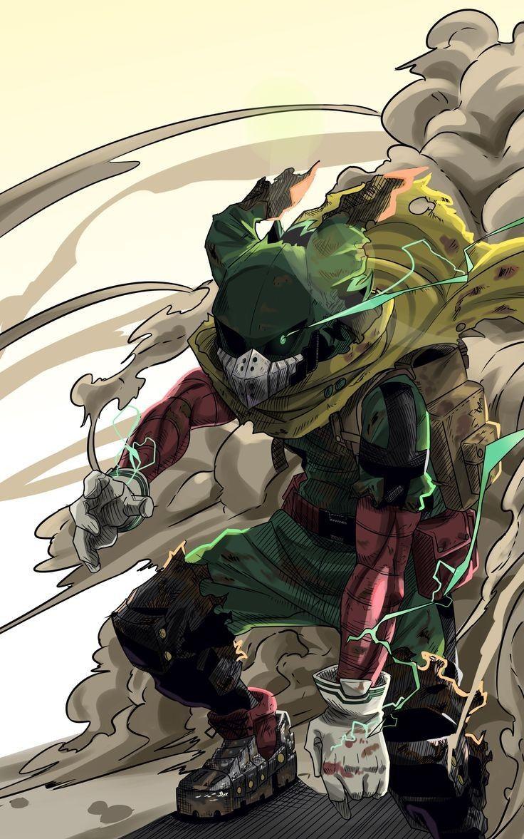 Un Poco De Todo」 in 20   Hero wallpaper, Hero academia ...